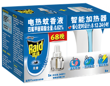 Raid Liquid Electric